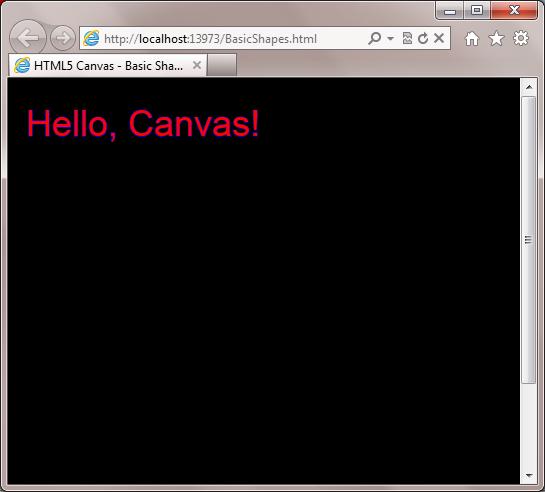 Exploring Html5 Canvas Part 2 Basic Shapes Devhammer