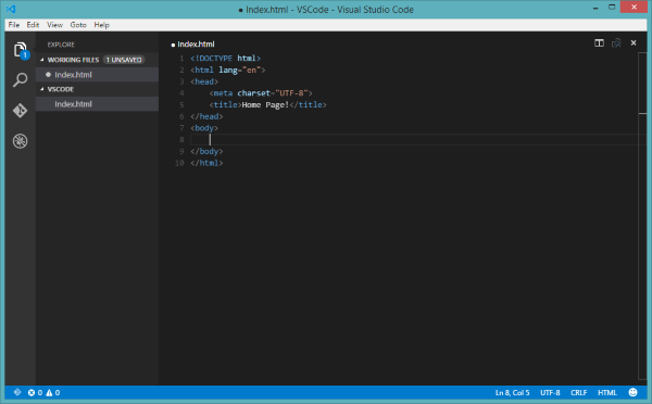 The New Shiny: Is Visual Studio Code for You?